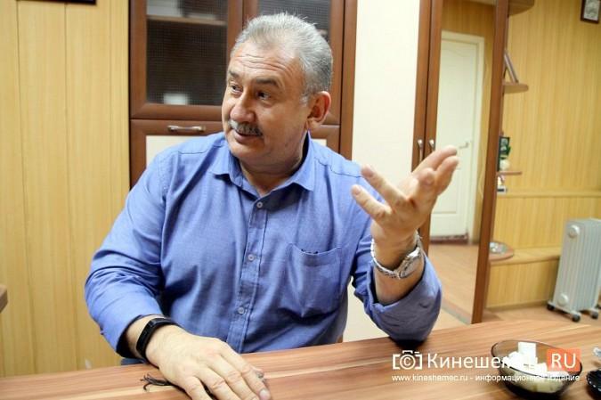 Андрей Назаров: «Заезжий мэр Кинешмы - это воскресный папа» фото 4