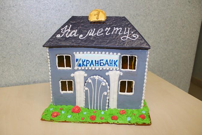 Пряничный домик-копилка (автор Вера Землянко, Кинешма)