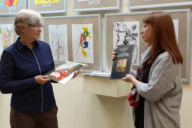 В Кинешме открылась выставка участников проекта «Люблю жить!» фото 4