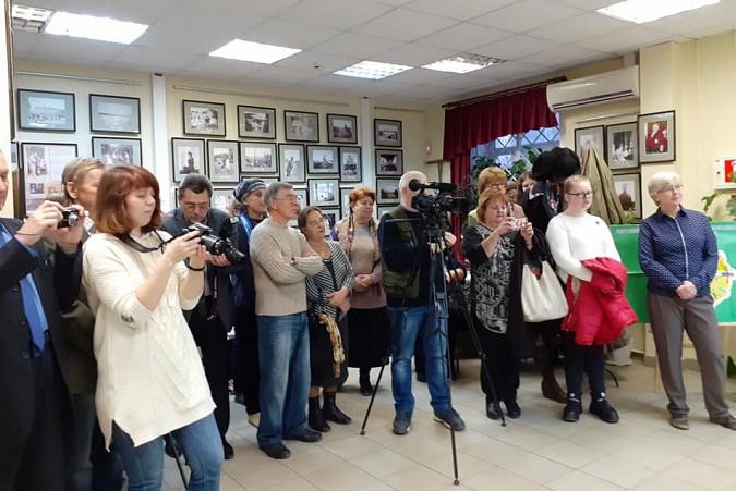 В Кинешме открылась выставка участников проекта «Люблю жить!» фото 3