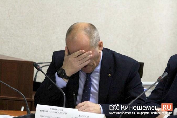 Мэр Кинешмы попросил депутатов срочно избавить его от «прославившегося» зама фото 12