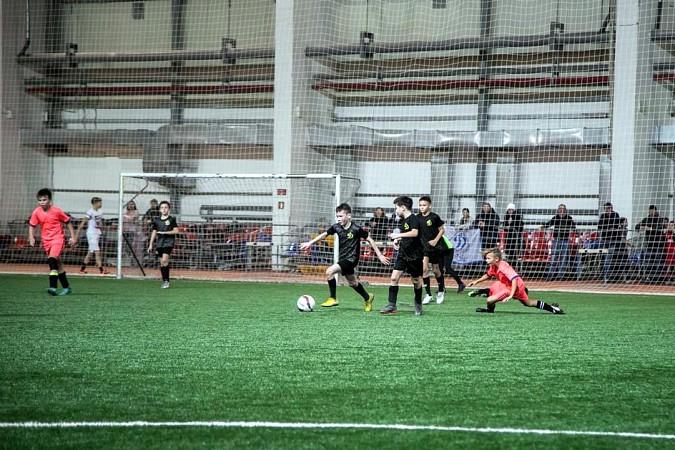 «Наши надежды» выиграли международный футбольный турнир в Казани фото 10