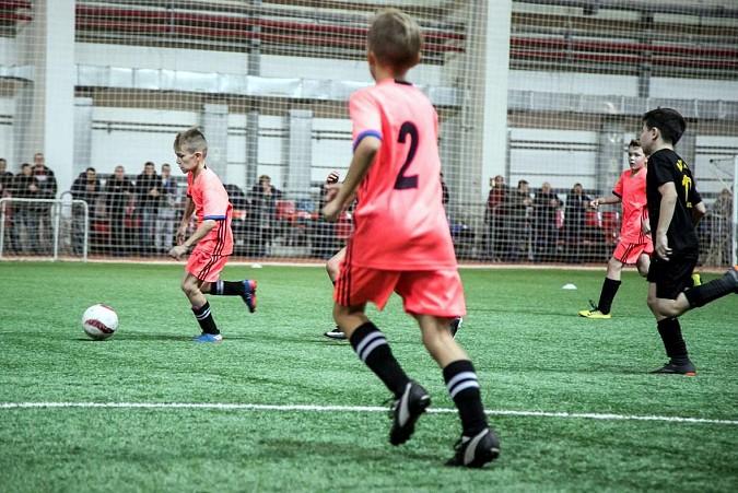 «Наши надежды» выиграли международный футбольный турнир в Казани фото 5