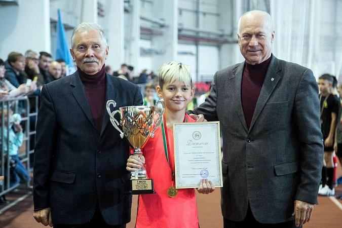 «Наши надежды» выиграли международный футбольный турнир в Казани фото 18