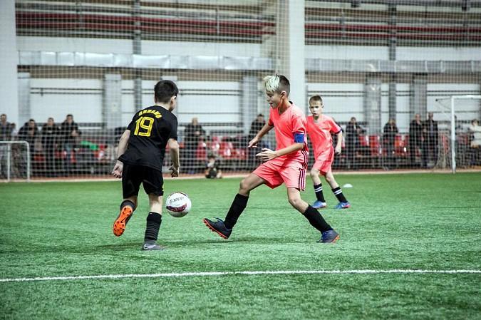 «Наши надежды» выиграли международный футбольный турнир в Казани фото 7