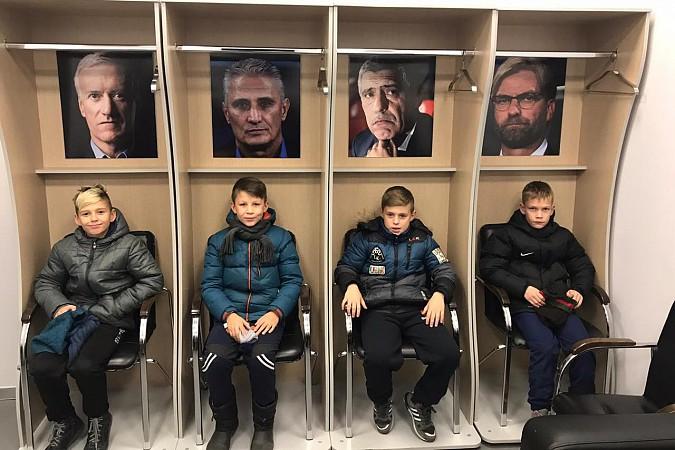 «Наши надежды» выиграли международный футбольный турнир в Казани фото 20