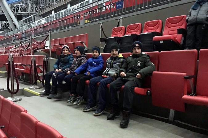 «Наши надежды» выиграли международный футбольный турнир в Казани фото 24