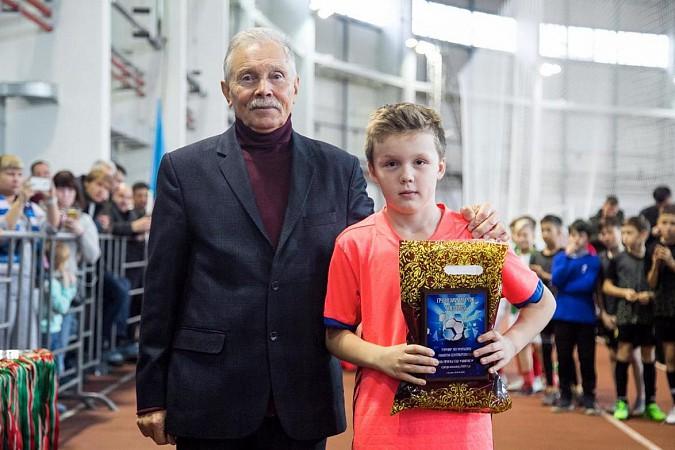 «Наши надежды» выиграли международный футбольный турнир в Казани фото 16