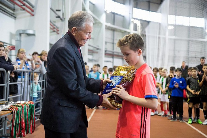 «Наши надежды» выиграли международный футбольный турнир в Казани фото 14