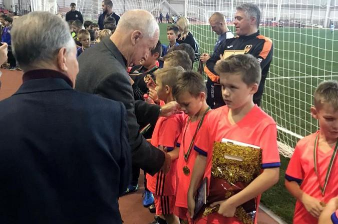 «Наши надежды» выиграли международный футбольный турнир в Казани фото 12