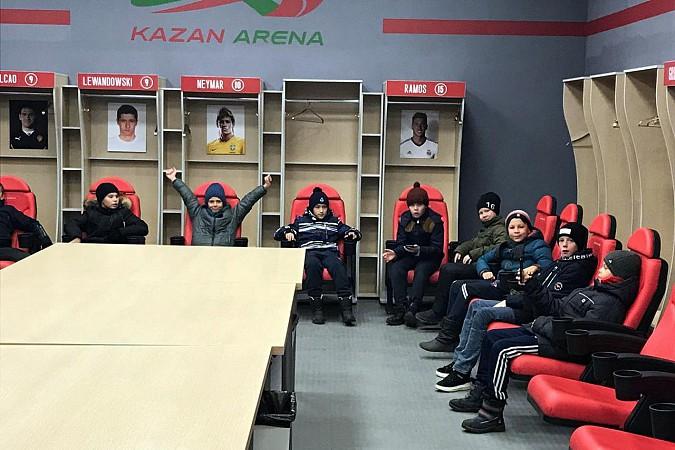 «Наши надежды» выиграли международный футбольный турнир в Казани фото 22