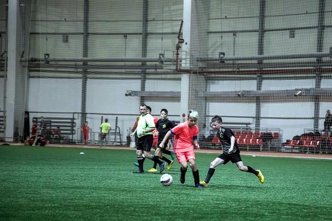 «Наши надежды» выиграли международный футбольный турнир в Казани фото 9