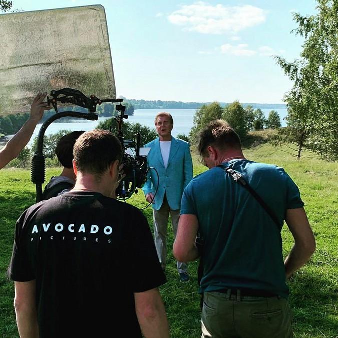 Лев Лещенко представил клип «Соловьиная роща», снятый под Кинешмой фото 2