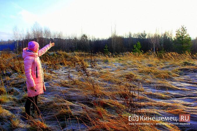 Многодетная мама из Кинешмы готова жаловаться Путину на ситуацию с выделением участков фото 12