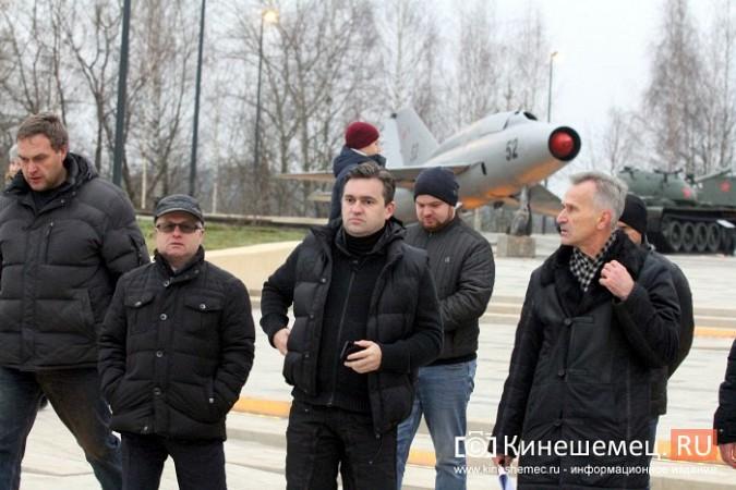 Станислав Воскресенский оценил благоустройство центрального парка Кинешмы фото 7