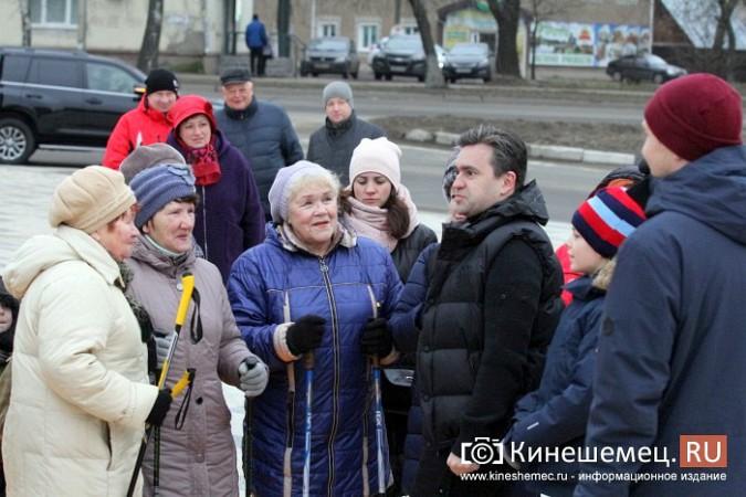 Станислав Воскресенский оценил благоустройство центрального парка Кинешмы фото 8