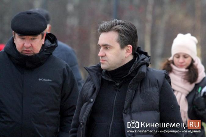 Станислав Воскресенский оценил благоустройство центрального парка Кинешмы фото 6