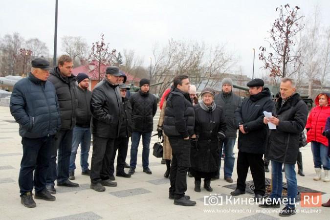 Станислав Воскресенский оценил благоустройство центрального парка Кинешмы фото 3