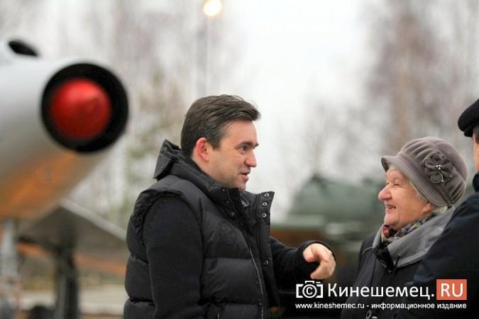 Станислав Воскресенский оценил благоустройство центрального парка Кинешмы фото 12