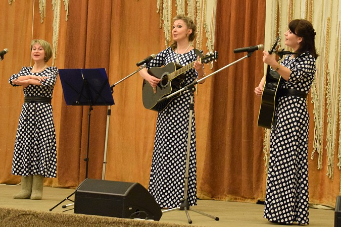 Трио «Гармония» приглашает на свой юбилейный концерт «От сердца к сердцу» фото 4