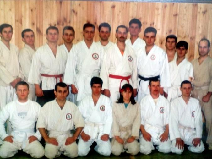 В ближайшую субботу клуб единоборств «Каскад» отметит 40-летие фото 15
