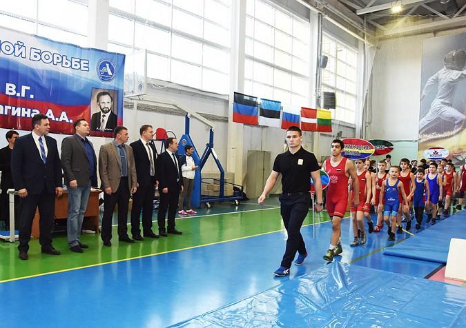 Кинешемские борцы-вольники завоевали награды на международном турнире в Арзамасе фото 3