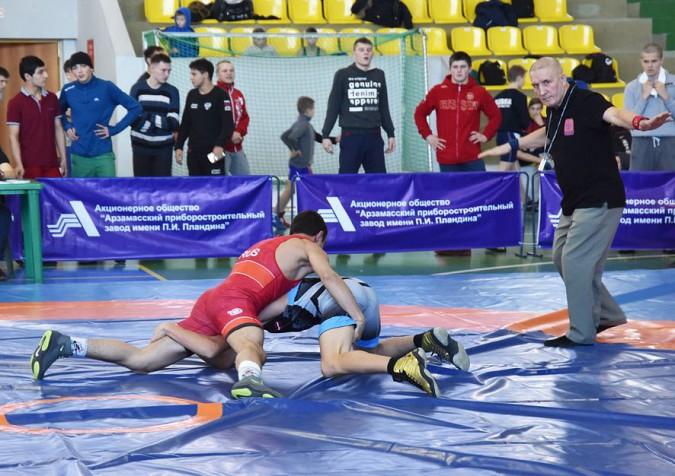 Кинешемские борцы-вольники завоевали награды на международном турнире в Арзамасе фото 7
