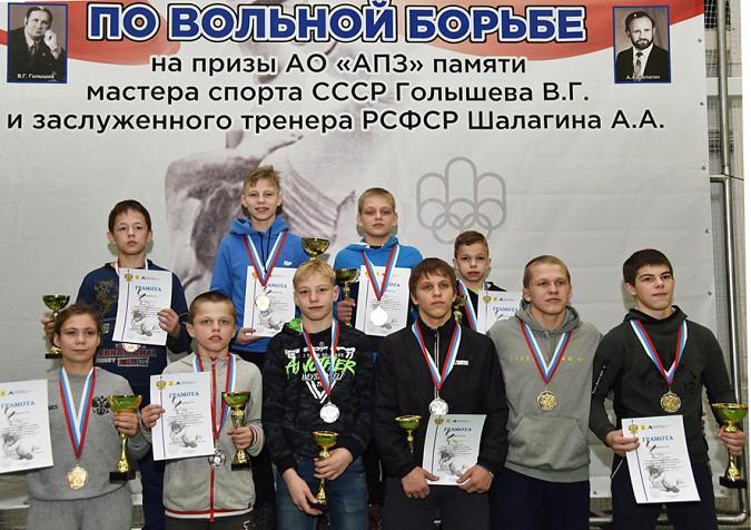 Кинешемские борцы-вольники завоевали награды на международном турнире в Арзамасе фото 5