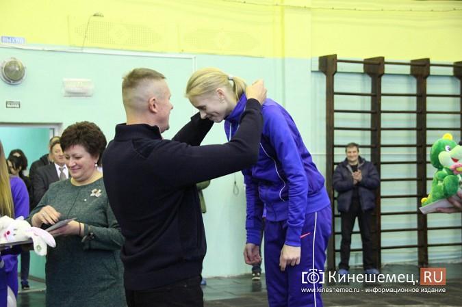 Дочь Олимпийского чемпиона Сергея Клюгина покоряла «Эверест» в Кинешме фото 49