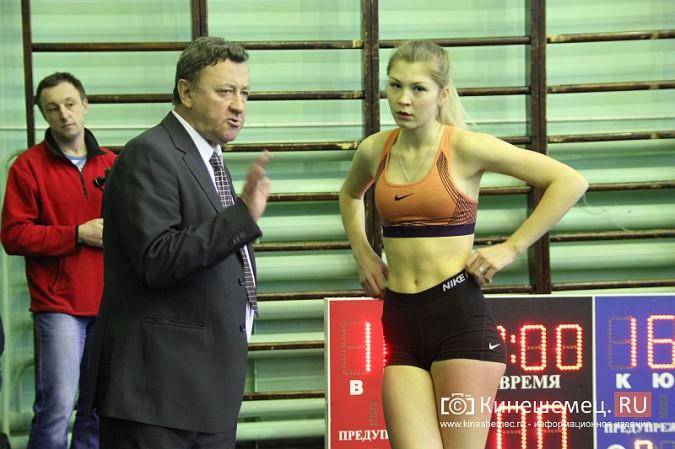 Дочь Олимпийского чемпиона Сергея Клюгина покоряла «Эверест» в Кинешме фото 36