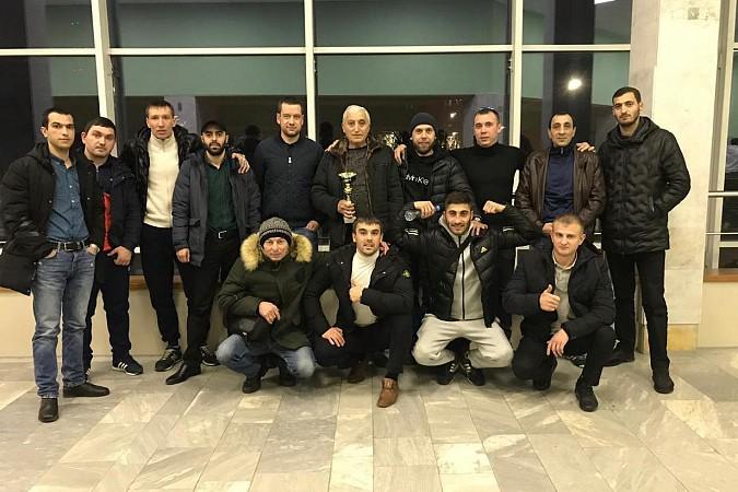 Кинешемец Рафаэль Саргсян одержал победу на турнире PRIME MMA в Иванове фото 3