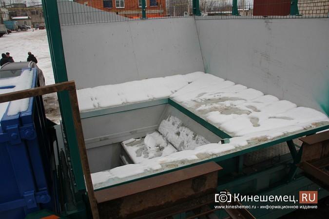 В Кинешме появится мусороперегрузочная станция фото 8