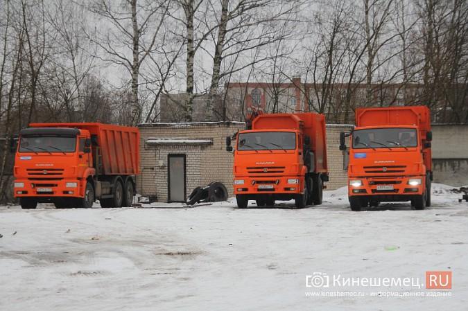 В Кинешме появится мусороперегрузочная станция фото 6