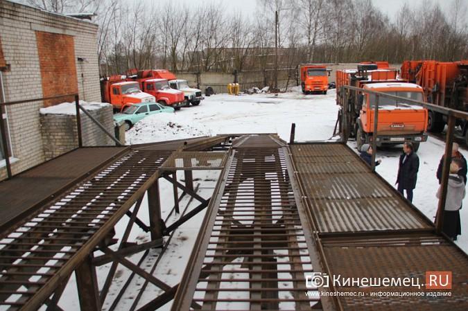 В Кинешме появится мусороперегрузочная станция фото 7
