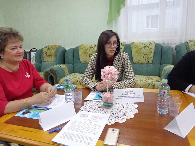 В Кинешме состоялось открытие кабинета социальной реабилитации и абилитации инвалидов фото 3