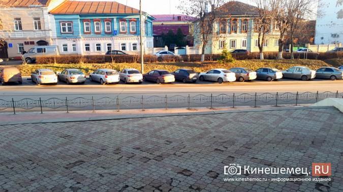 Ограждения у мэрии Кинешмы вызвали вопросы у депутатов фото 3