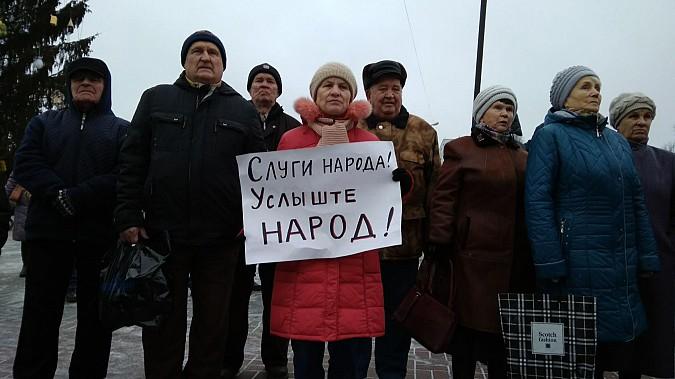 На  «мусорном» митинге в Заволжске говорили о выходе района из состава Ивановской области фото 4