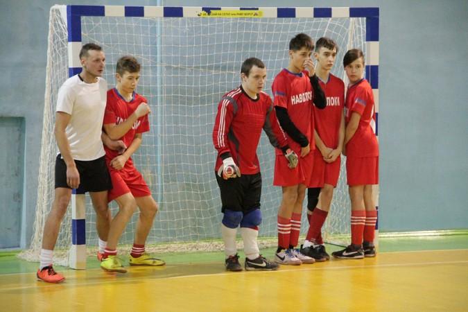 В чемпионате Кинешмы по мини-футболу установилось троевластие фото 10