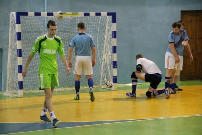 В чемпионате Кинешмы по мини-футболу установилось троевластие фото 6