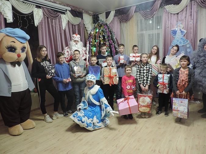 Аниматоры подарили новогодний праздник воспитанникам Кинешемского детского дома фото 3