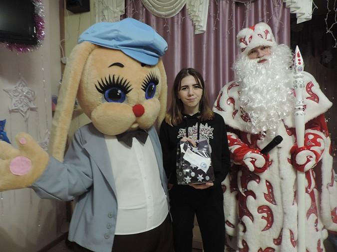 Аниматоры подарили новогодний праздник воспитанникам Кинешемского детского дома фото 2