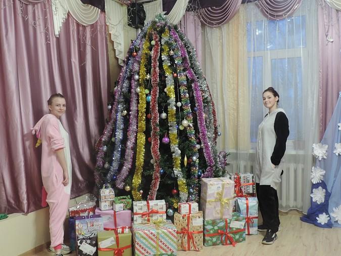 Аниматоры подарили новогодний праздник воспитанникам Кинешемского детского дома фото 4