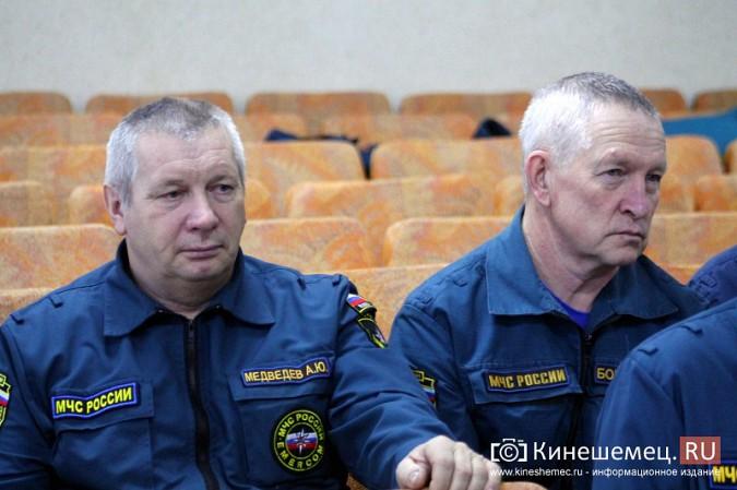В Кинешме представили новых руководителей противопожарной службы фото 7