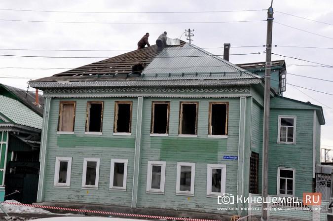 Новый жилой дом в центре Кинешмы чудесным образом превращается в офисное здание фото 3