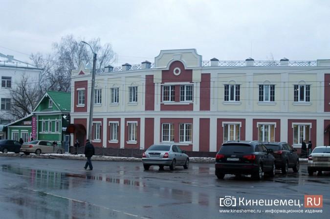 Новый жилой дом в центре Кинешмы чудесным образом превращается в офисное здание фото 5
