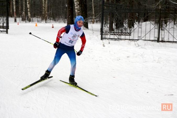 В Кинешме лыжники соревновались на призы Союза десантников фото 20
