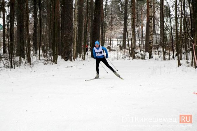 В Кинешме лыжники соревновались на призы Союза десантников фото 33