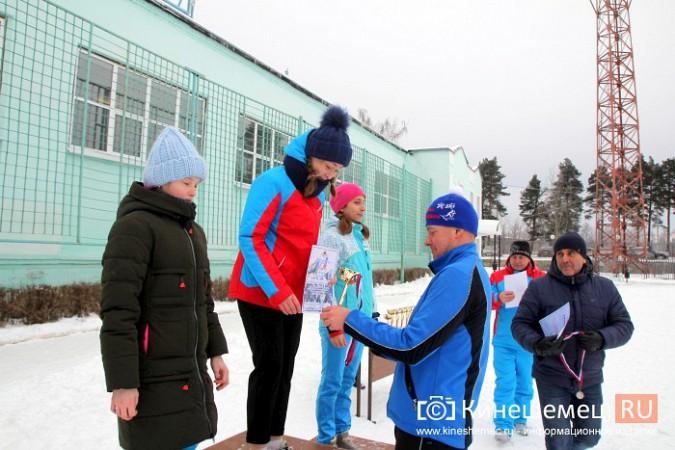 В Кинешме лыжники соревновались на призы Союза десантников фото 16
