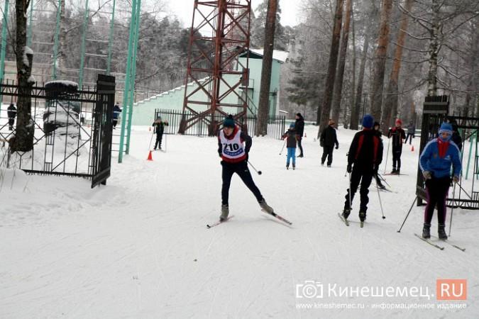 В Кинешме лыжники соревновались на призы Союза десантников фото 27