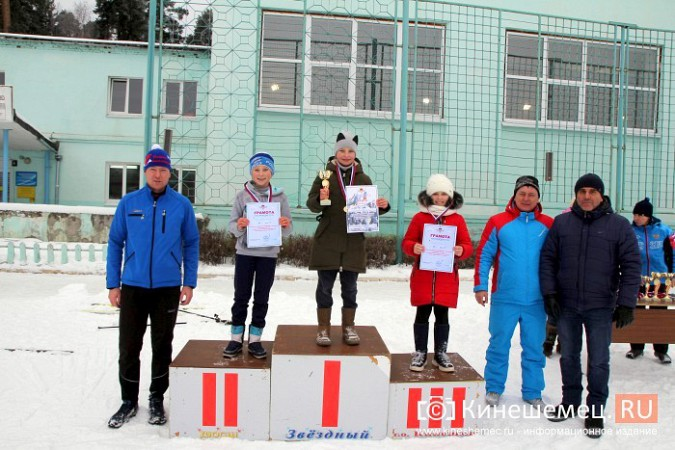 В Кинешме лыжники соревновались на призы Союза десантников фото 4